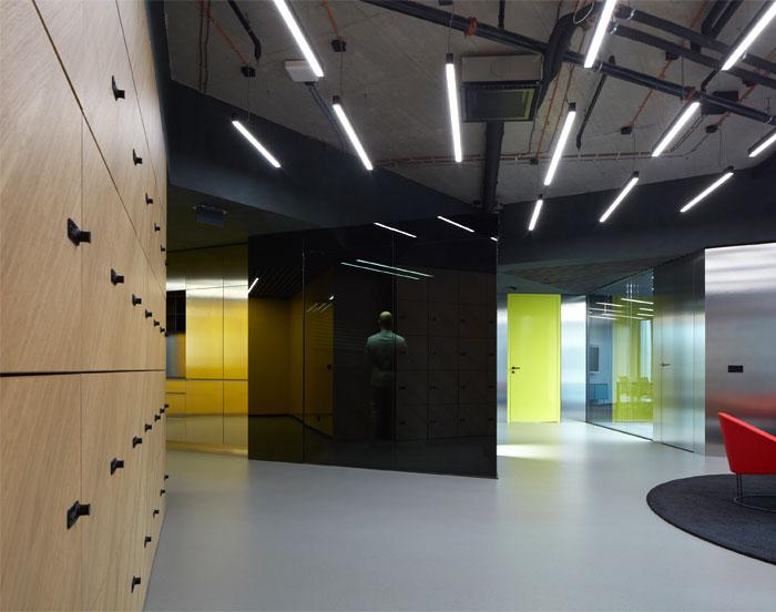 studio perspektiv office interior prague 1