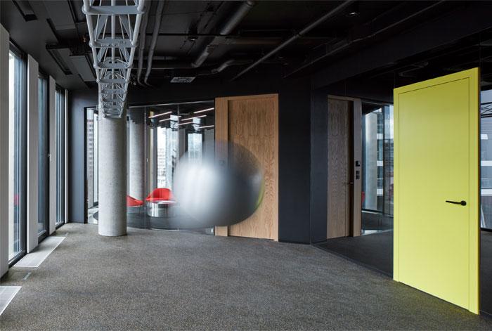 studio perspektiv office interior prague 2