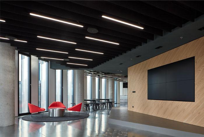 studio perspektiv office interior prague 4