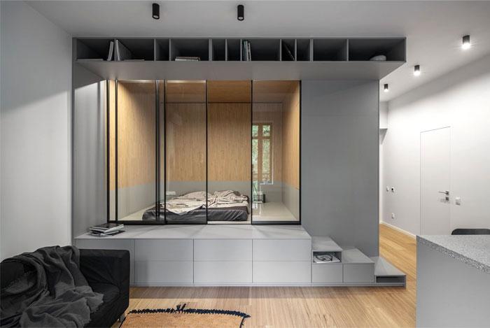 u concept small urban apartment 1