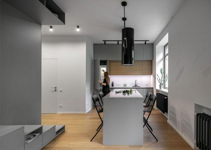 u concept small urban apartment 3