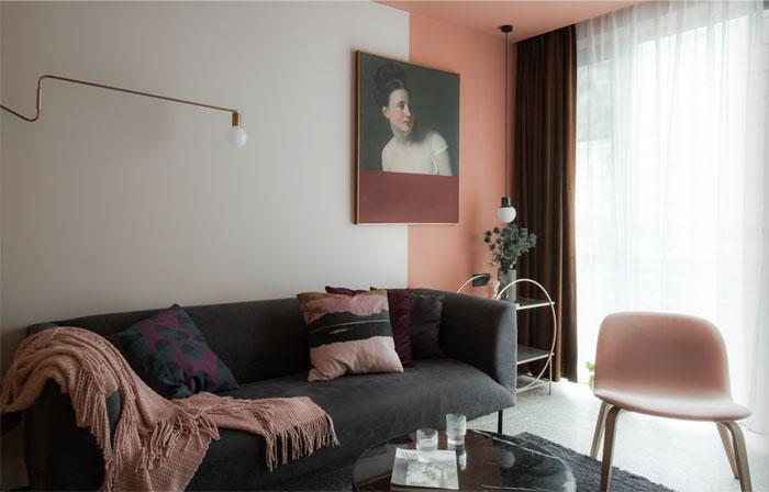 apartment project 58 sq m 11
