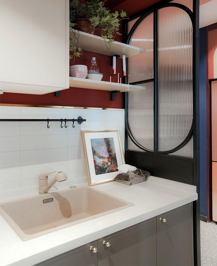 apartment project 58 sq m 4