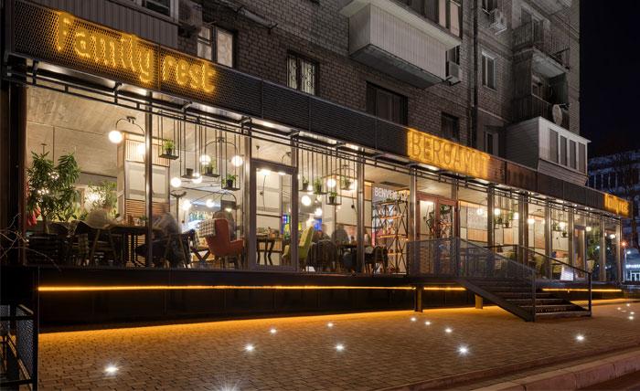 bergamot restaurant decor 1