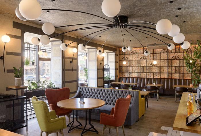 bergamot restaurant decor 12