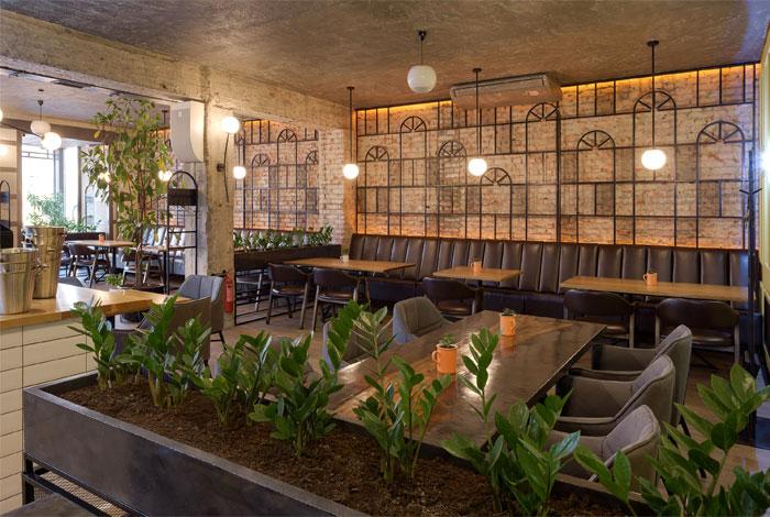 bergamot restaurant decor 14