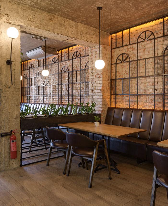 bergamot restaurant decor 2