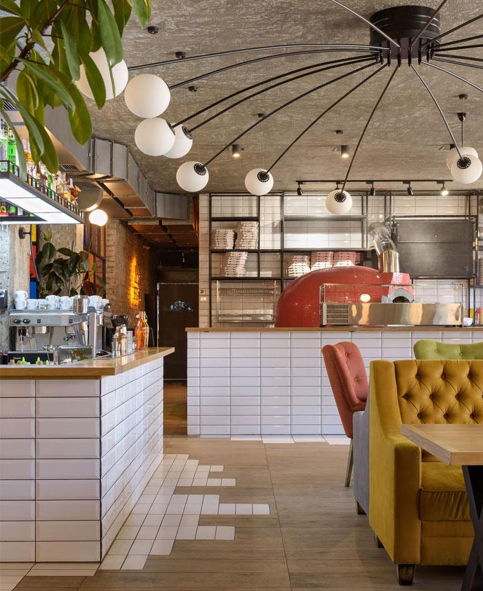 bergamot restaurant decor 6