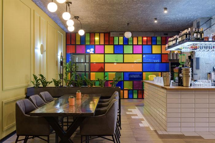 bergamot restaurant decor 8