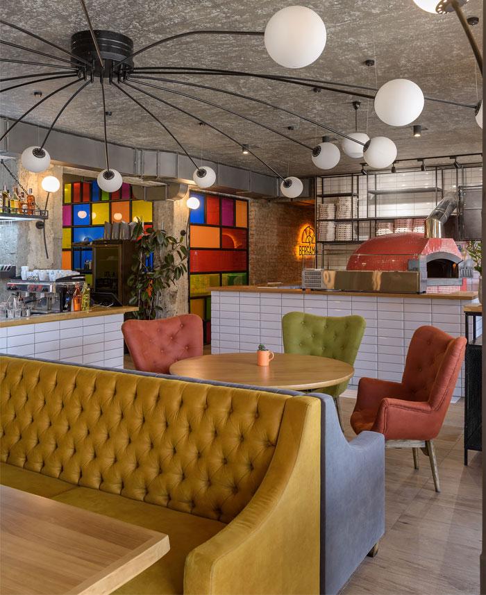 bergamot restaurant decor 9