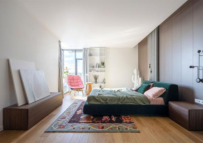 family apartment Bogdanova Bureau 14