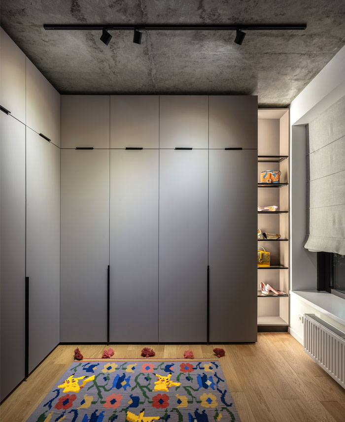 family apartment Bogdanova Bureau 15