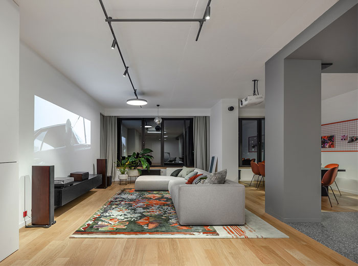 family apartment Bogdanova Bureau 19