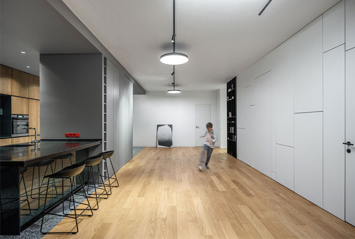 family apartment Bogdanova Bureau 4