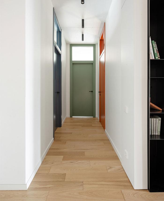 family apartment Bogdanova Bureau 5
