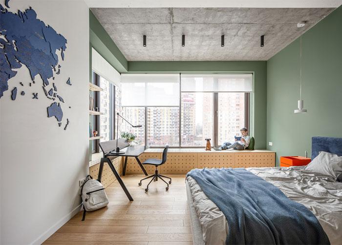 family apartment Bogdanova Bureau 6
