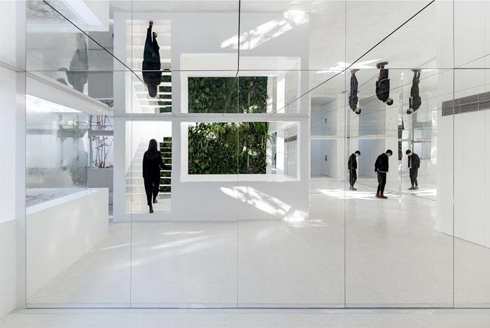 mirror garden archstudio 13