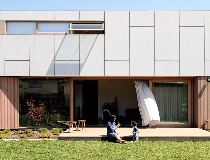 thornbury house olaver architecture 11