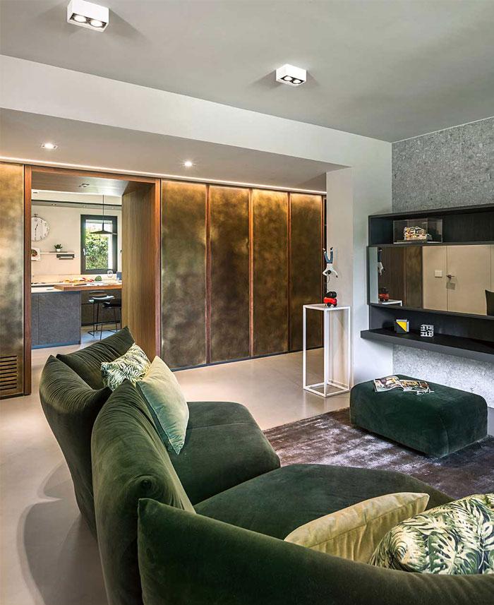 apartment renovation flussocreativo design studio 13