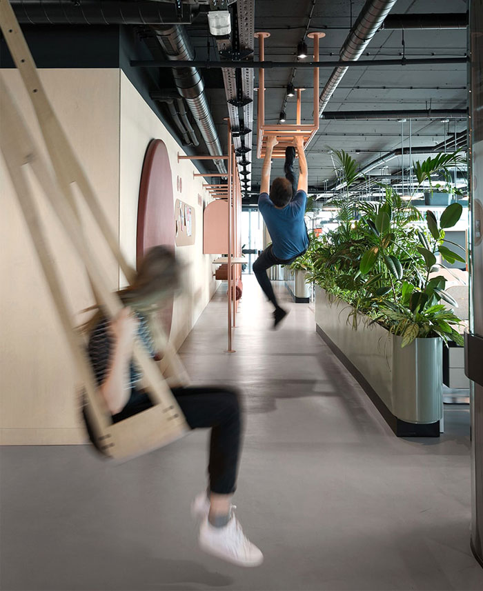 everyday measured movement workplace