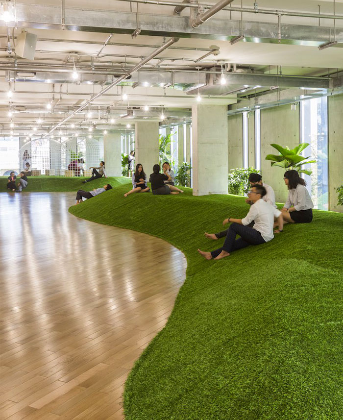 greenery office design 1