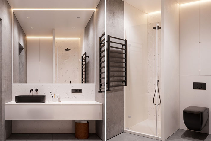 one room flat 7