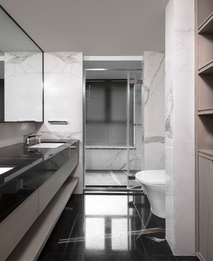 urban apartment renovation AD Architecture 9