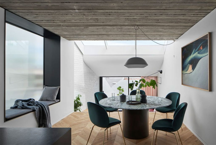fitzroy terrace house taylor knights architects 14