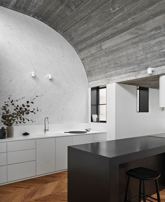 fitzroy terrace house taylor knights architects 5