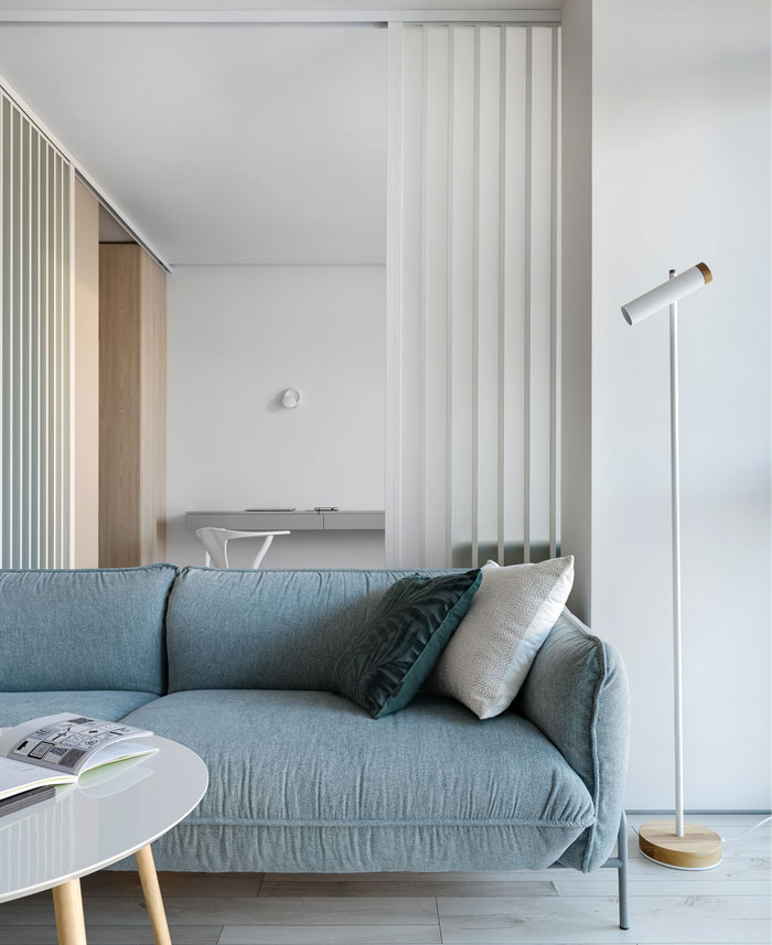 small living space sobo studio 18