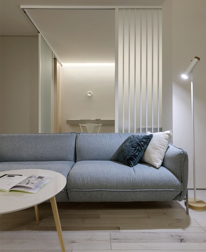 small living space sobo studio 6