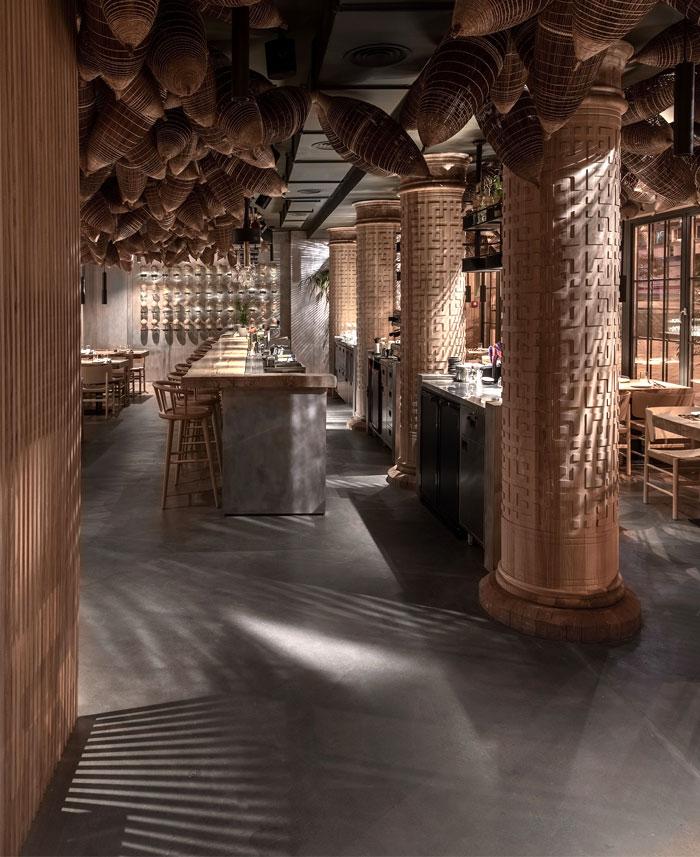 spicy nospicy restaurant bar yod design lab 14