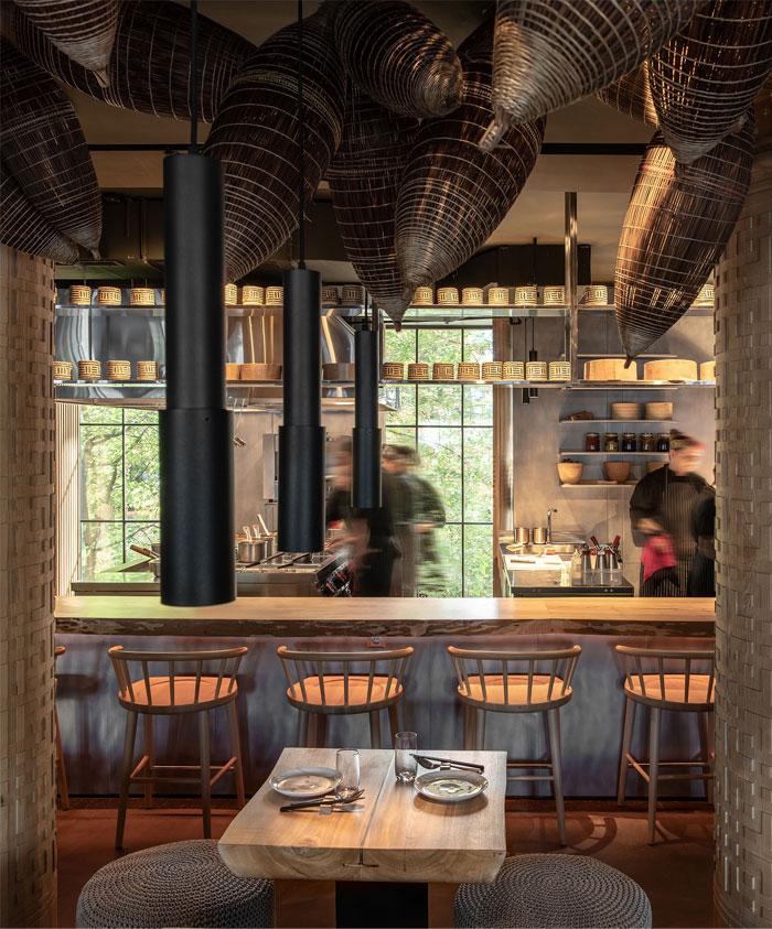 spicy nospicy restaurant bar yod design lab 18