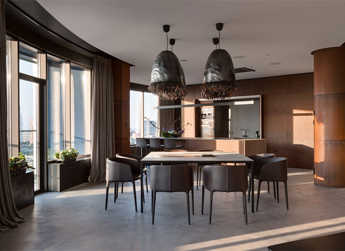yogo apartment sergey makhno architects 12