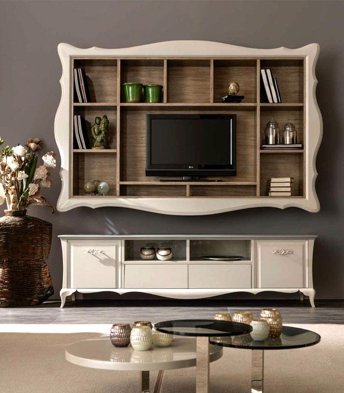creative frame tv wall 4