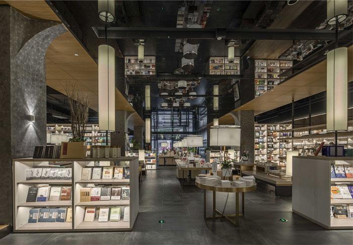 e pang bookstore gonverge interior design 3