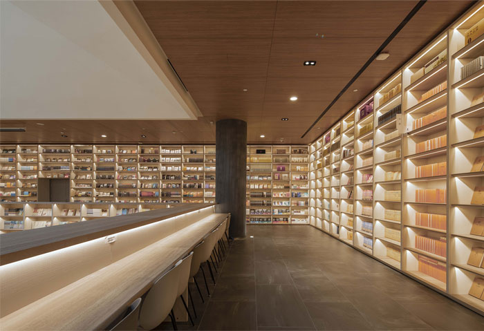 e pang bookstore gonverge interior design 6