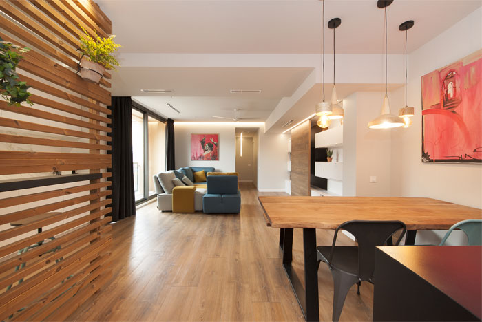 from industrial premises comfortable housing barcelona 1