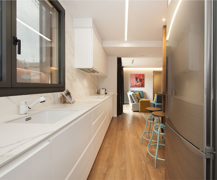 from industrial premises comfortable housing barcelona 19