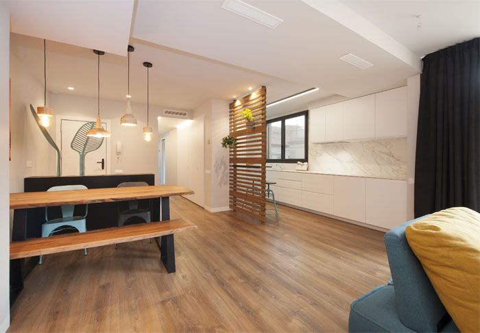 from industrial premises comfortable housing barcelona 21
