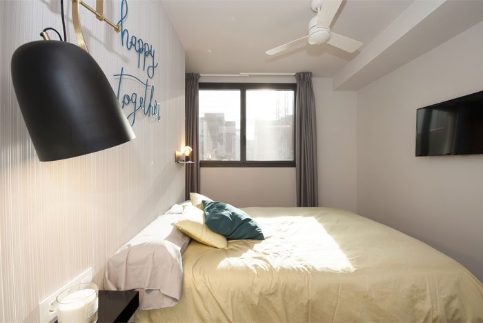 from industrial premises comfortable housing barcelona 8