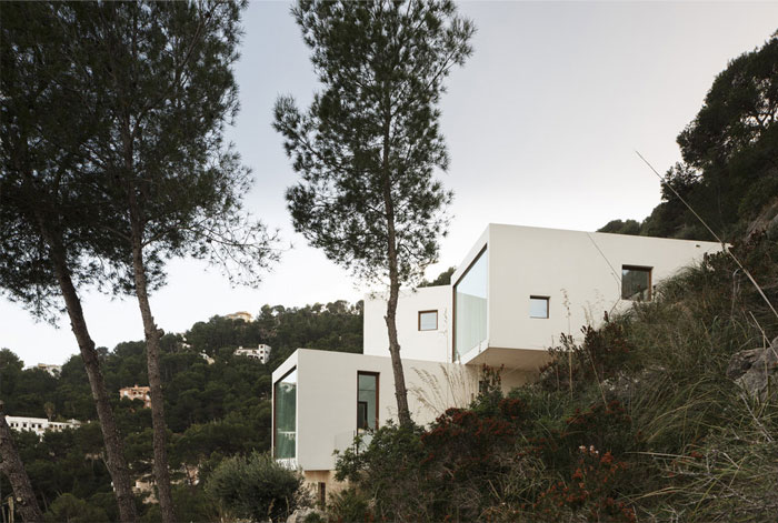 house mallorca caballero colon architects 1