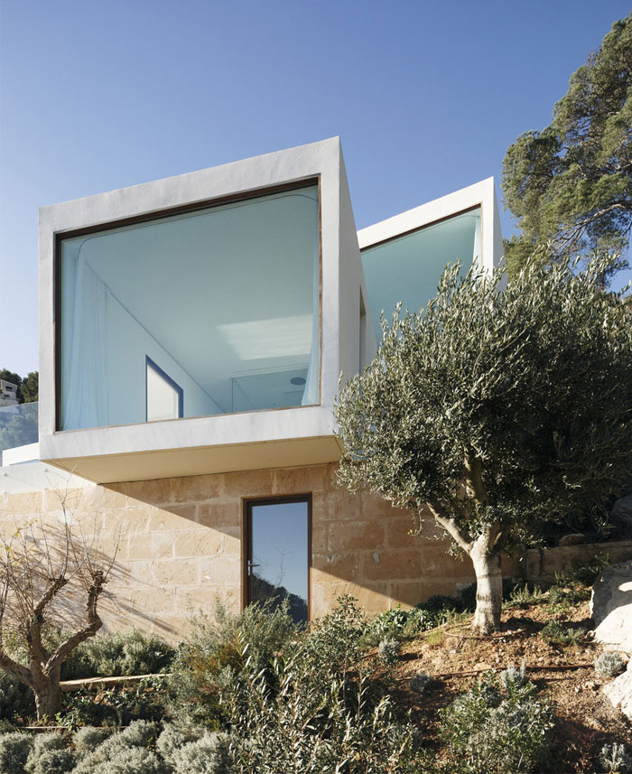 house mallorca caballero colon architects 14