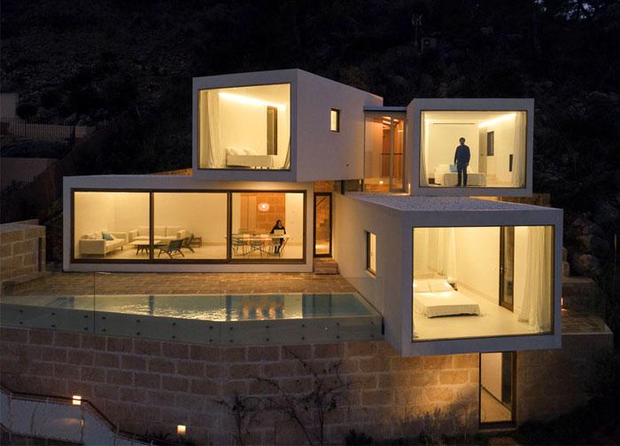 house mallorca caballero colon architects 19