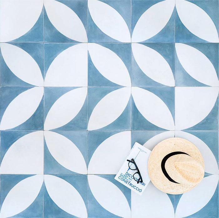 huguet hydraulic tiles collection 2