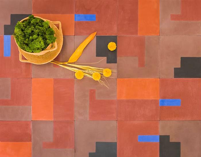 huguet hydraulic tiles collection 3