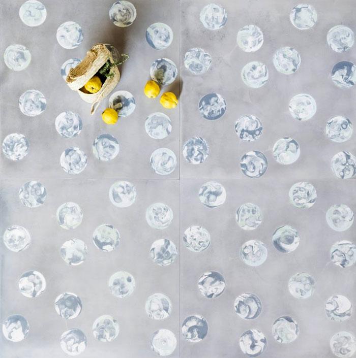 huguet hydraulic tiles collection 6