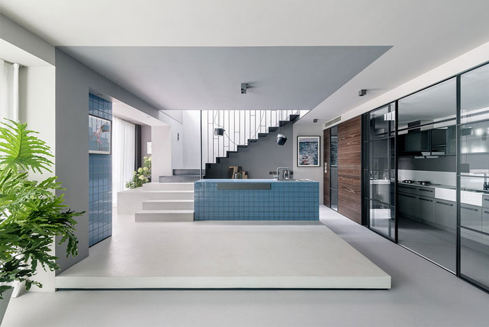 is architecture design penthouse beijing 1