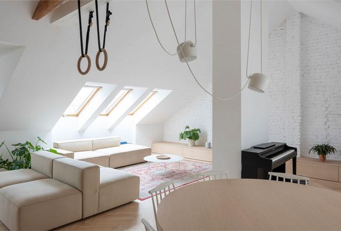 kilo honc attic apartment bratislava 2