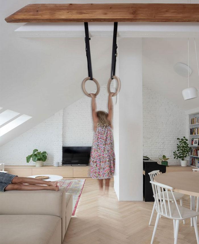 kilo honc attic apartment bratislava 5